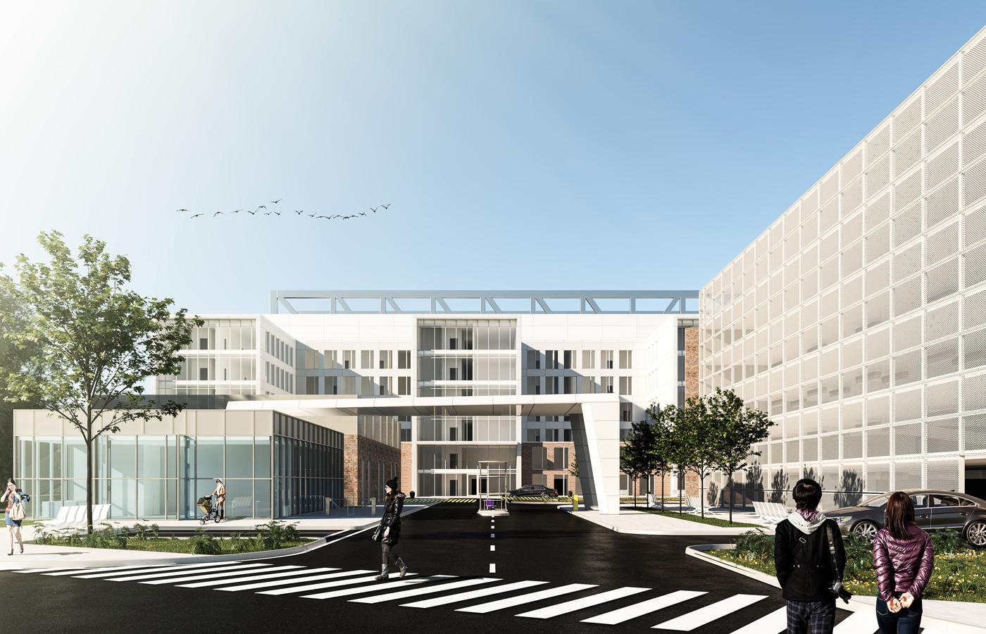 Neubau Airbus in Wunstorf