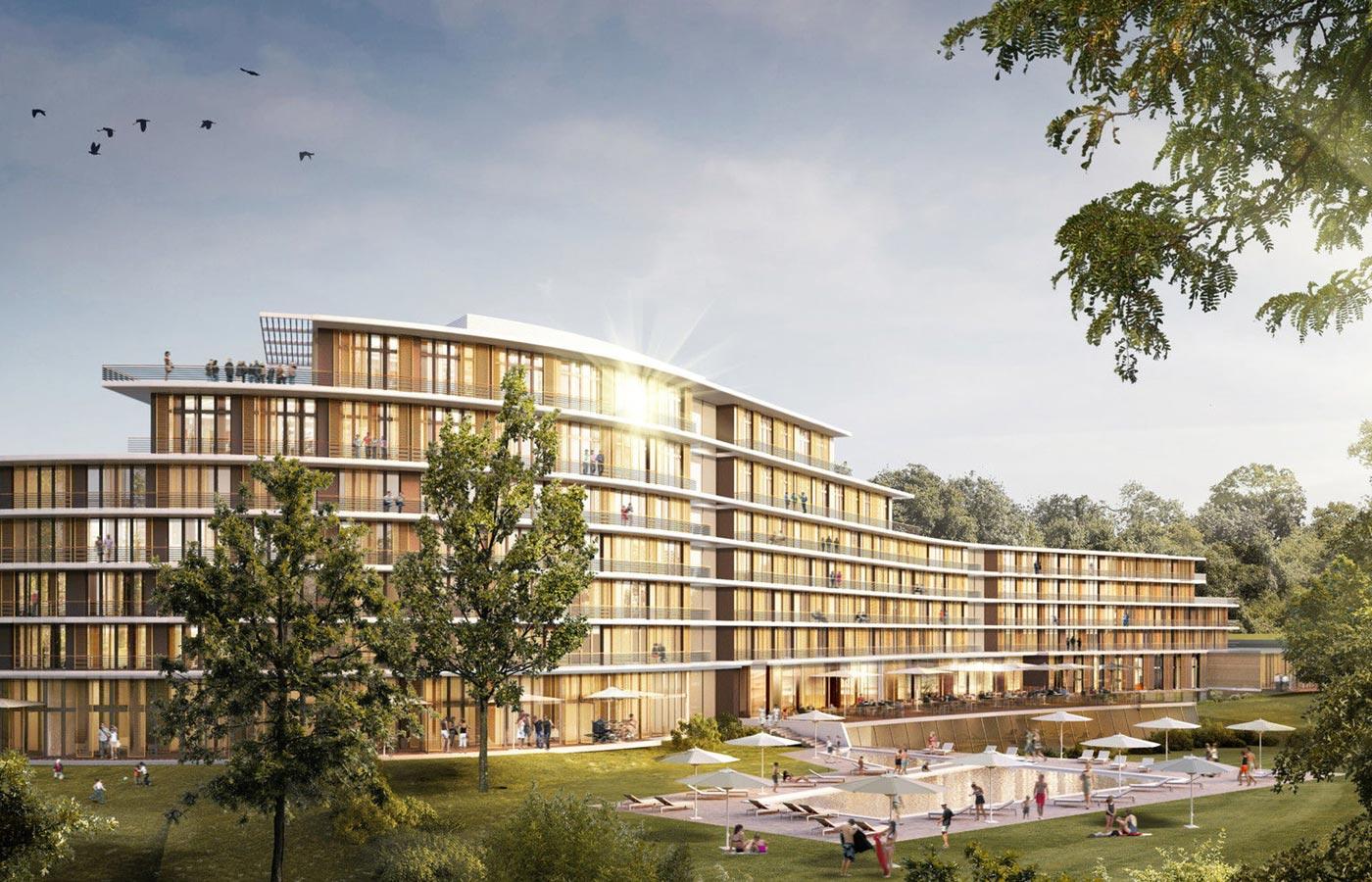 Dorint Seehotel & Resort in Klink an der Müritz