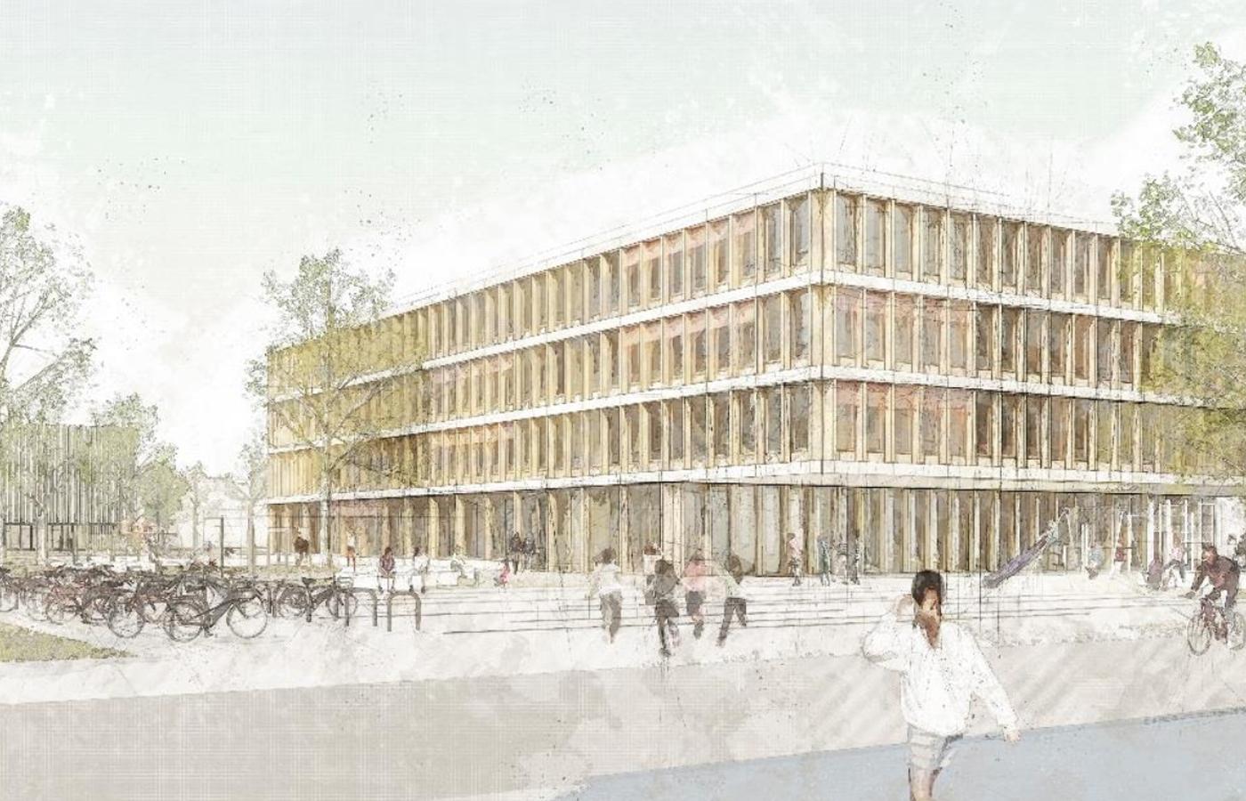 Großküchenplanung für Modulschulen Berlin