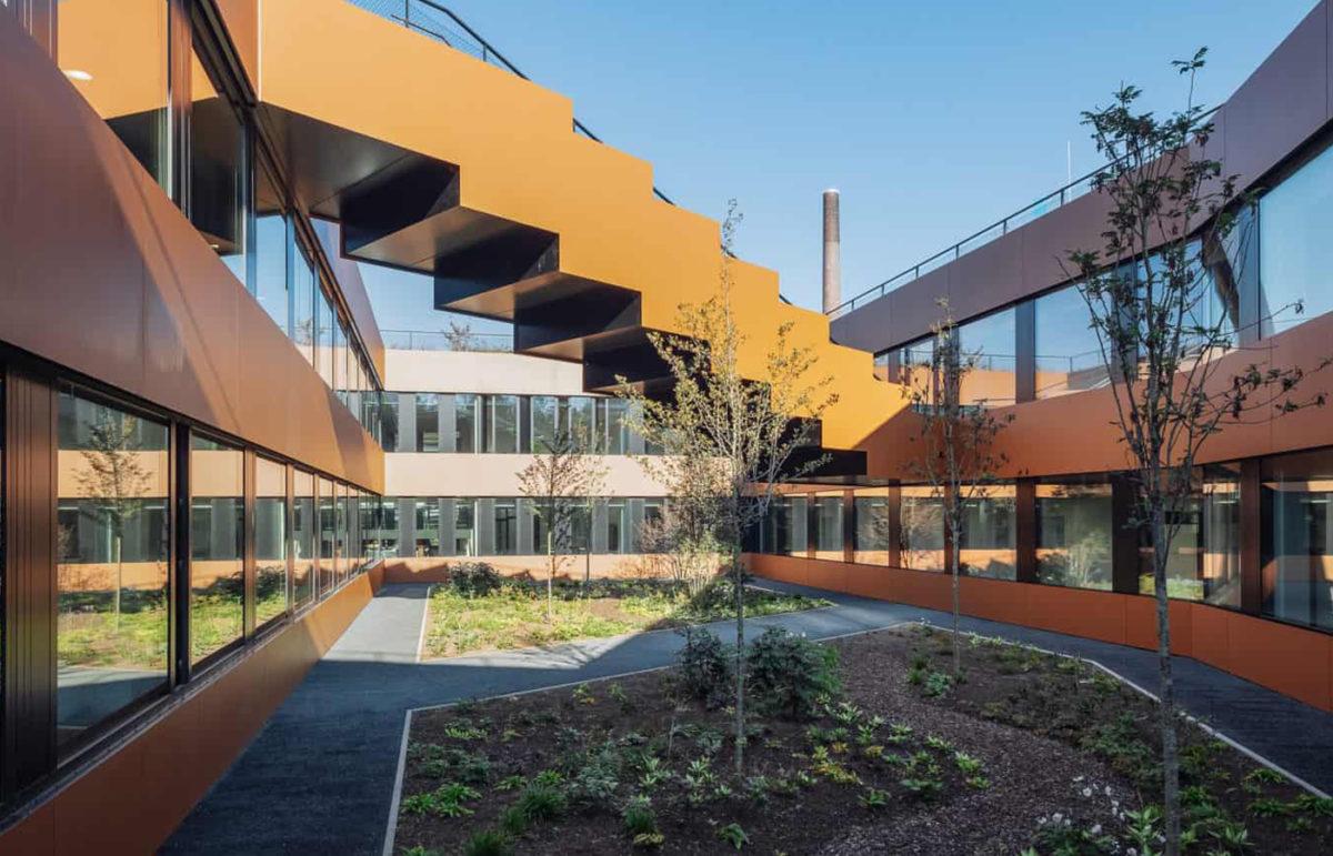 Neubau Zollverein RAG Stiftung