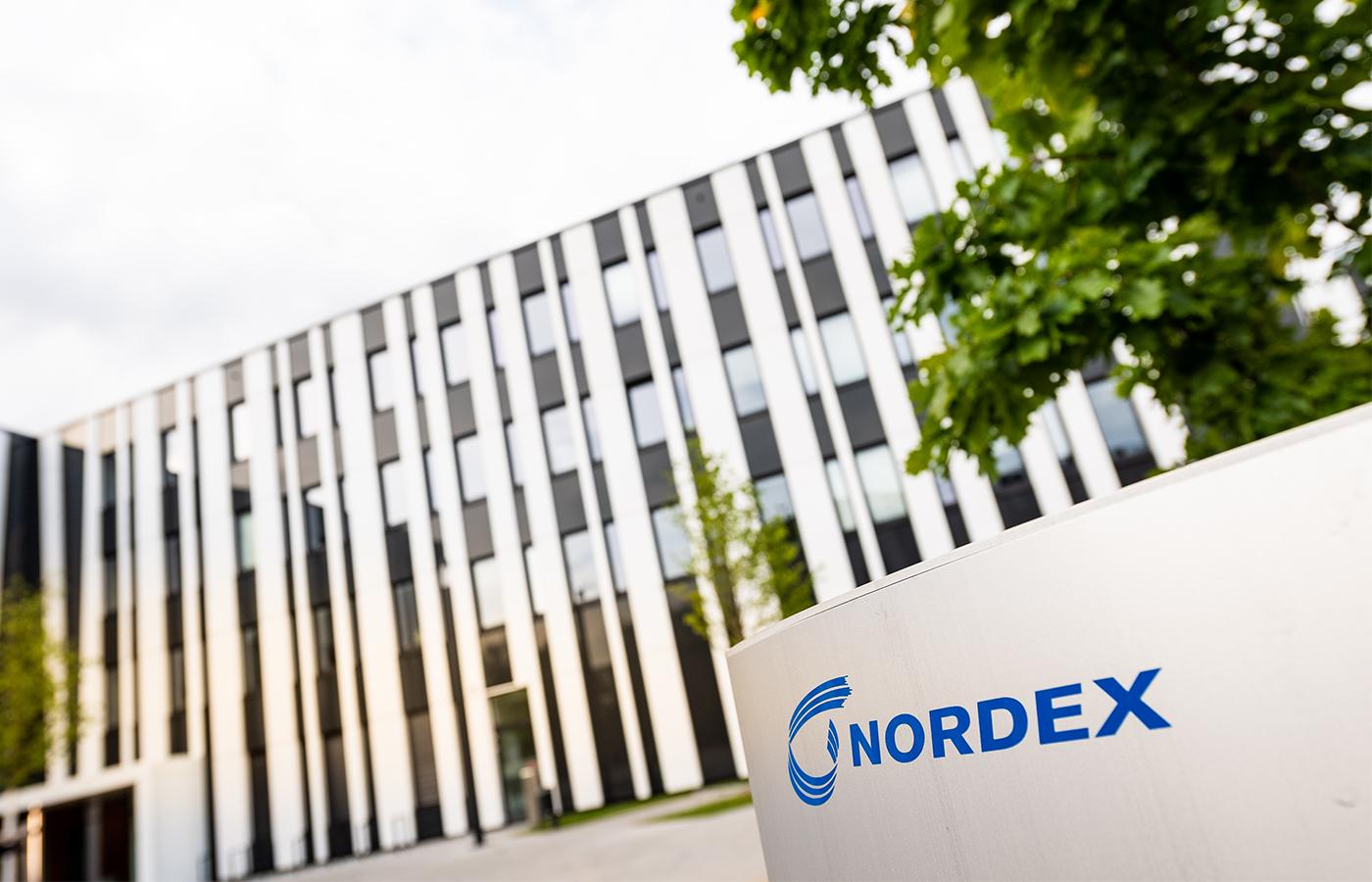 Fertigstellung Nordex SE Hamburg