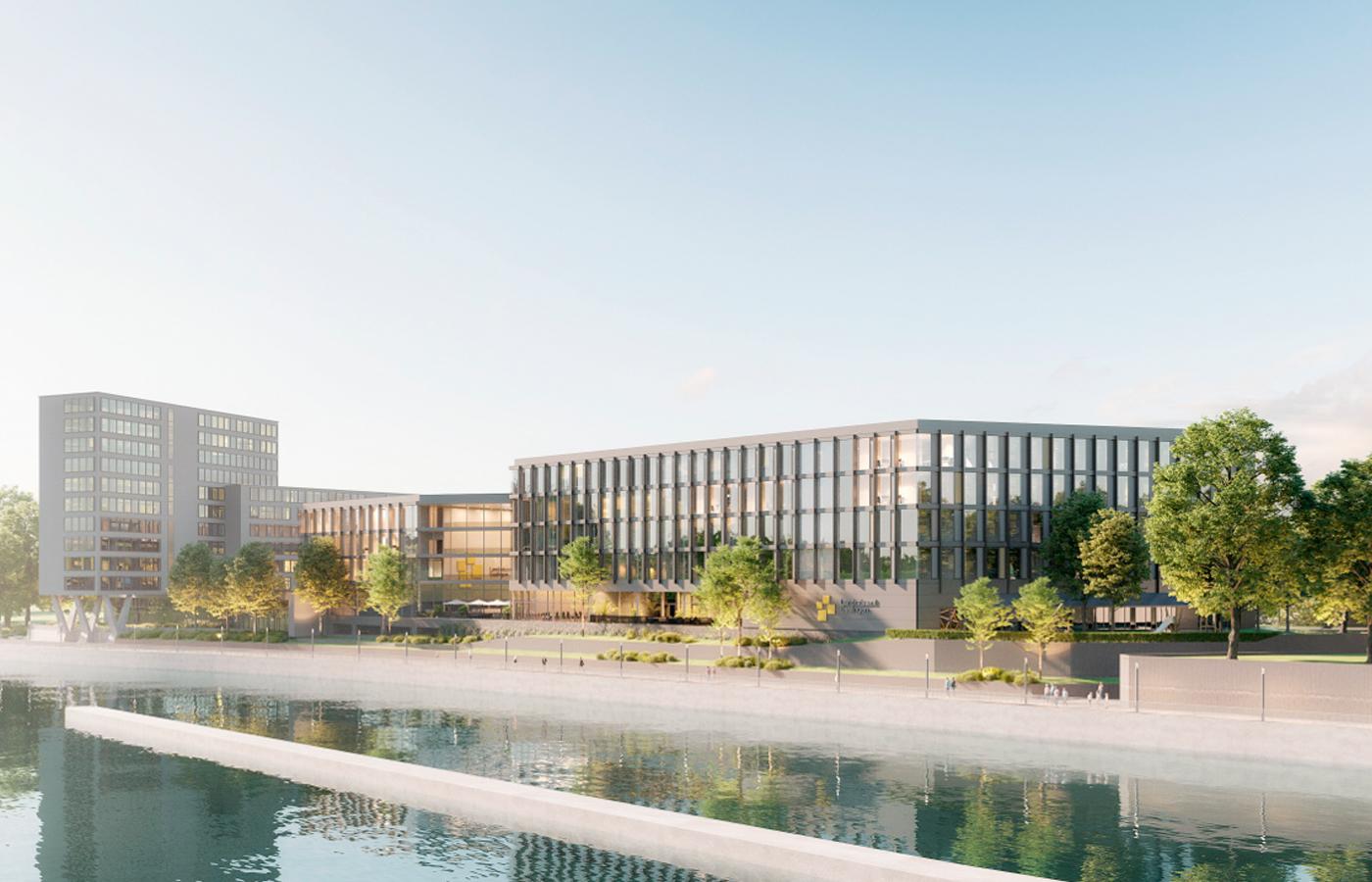 Neuer Verwaltungssitz für Esslinger Kreistag - Profi-tabel Resultants übernimmt die Großküchenplanung